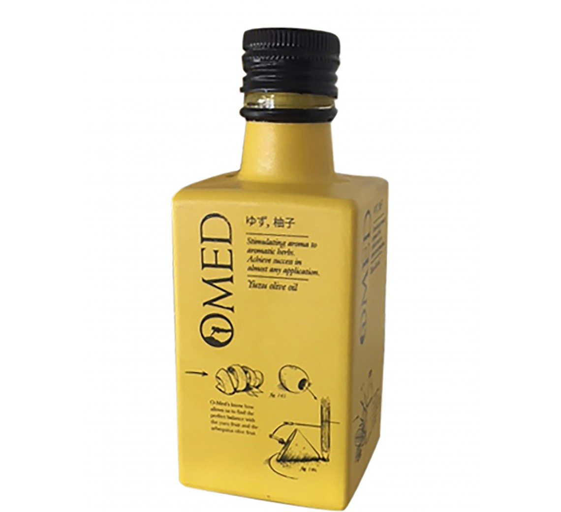 Olivenolie med yuzu