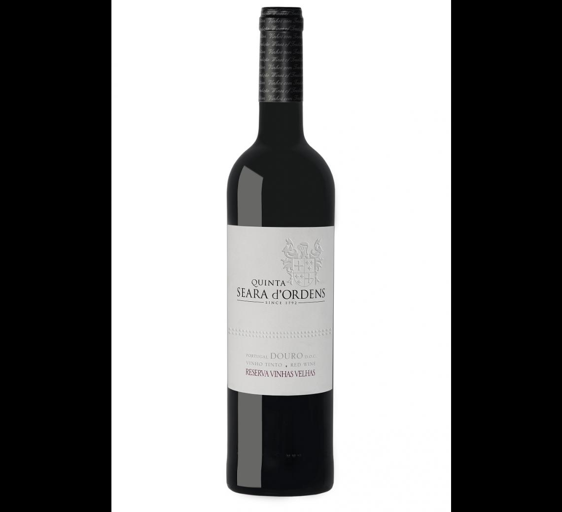 Vinhas Velhas reserva rødvin 2016 fra Seara d'Ordens