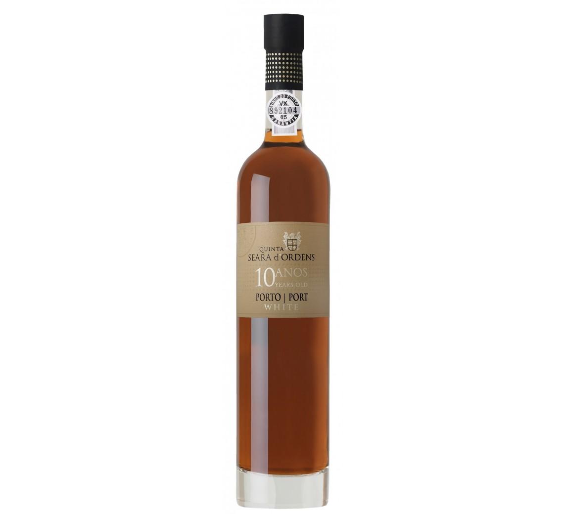 10 års hvid portvin fra Seara d'Ordens