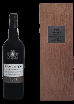 Taylors very old, single harvest Colheita 1965-20