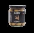 Manzanilla oliven m/sten